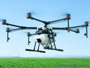 Dronai su GPS
